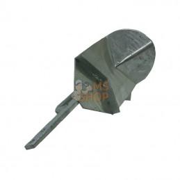 6007205Z; KRAMP; Palette diffuseur 200mm; pièce detachée