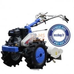Motoculteur ISEKI SA600FSE4/EBN + BINEUSE  AR 80CM