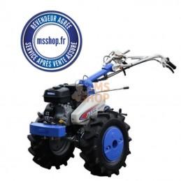Motoculteur ISEKI SA600FE4-AH + ROUES + MASSES DE ROUES +
