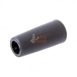 KS466338; KRAMP; Bouton conique noir 10mm; pièce detachée