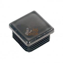 KS461299; KRAMP; Bouchon carré 40 x 40 x 4 mm; pièce detachée