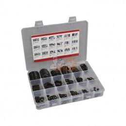 SE8013; KRAMP; Assor. joints toriques BOX F&G; pièce detachée