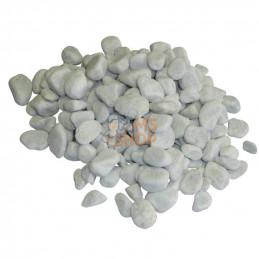 Galets marbre blanc | SABLO...
