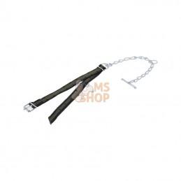 803060KR; KRAMP; Attache avec collier 100x4cm; pièce detachée