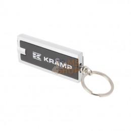 KRA450600036; KRAMP; Éclairage clés Kramp, noir; pièce detachée