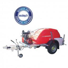 Remorque de lavage haute pression REM TIE 41 150 HDE | DIMACO