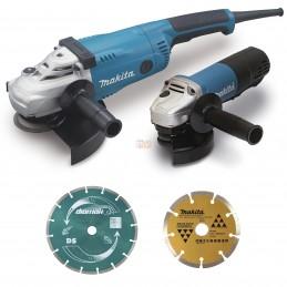 Ensemble de 2 machines ( kit d'accessoires) (GA9020 + 9558HNRG) | MAKITA Ensemble de 2 machines ( kit d'accessoires) (GA9020 + 9