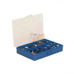 SE50SGT; NORMA; Assortiment colliers de ser. 50pcs; pièce detachée