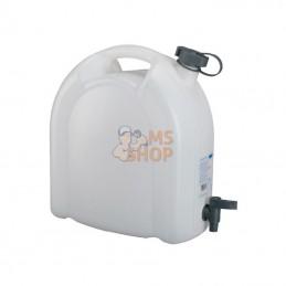 JK21175; PRESSOL; Bidon lave mains 15 litres empilable; pièce detachée
