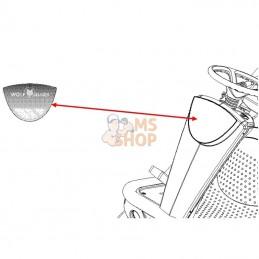 AUTOCOLLANT CAPOT COLONNE DIRECTION A80PROK | OUTILS WOLF