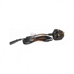 BXCABLEUKKR; KRAMP; Câble électrique, fiche R.-U.; pièce detachée