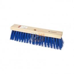 5404552KR; KRAMP; +Broom PVC fiber blue 45cm; pièce detachée
