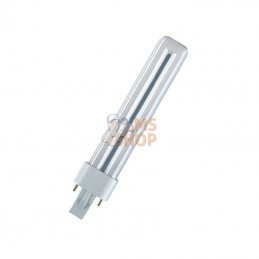 SL9W840G23; OSRAM; Ampoule basse consommation 9W-G23 C; pièce detachée