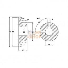Taille-haie MAKITA DUH502Z 18V Li-Ion 50cm (Machine Nue)