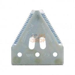 """1096106; SCHUMACHER; """"Section 2.7mm GD 19 dents SCH""""; pièce detachée"""