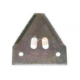 """1096606; SCHUMACHER; """"Section 2.7mm 25 dents SCH""""; pièce detachée"""