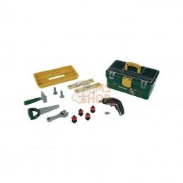 KL8609; KLEIN; Caisse à outils Bosch 2; pièce detachée