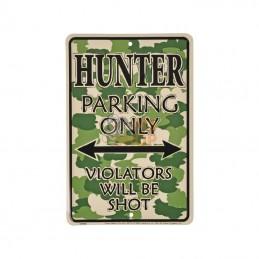 TTF0111; TRACTORFREAK; Hobby Hunter parking only; pièce detachée