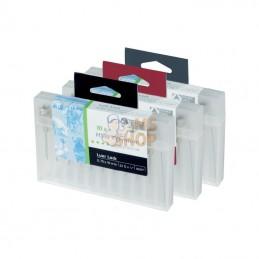 3221100206; HENKE; HSW-PREMIUM Aiguille avec embase Luer Lock 1,0x20mm, 10 pcs/conteneur; pièce detachée