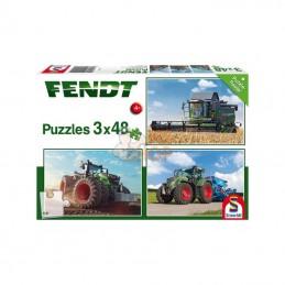 SH56221; SCHMIDT; Puzzle Fendt 1050 Vario / 724 Vario / 6275L; pièce detachée