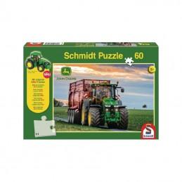 SH56043; SCHMIDT; Puzzle tracteur 83707R; pièce detachée