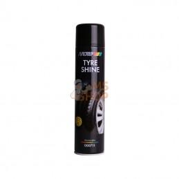 000711; MOTIP; Brillant pneus Tyre shine 600 ml; pièce detachée