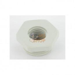 RRM20M12PA; JACOB; Bague réducteur plast.M20-M12; pièce detachée
