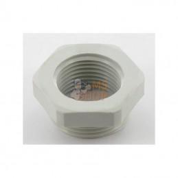 RRM25M20PA; JACOB; Bague réducteur plast.M25-M20; pièce detachée