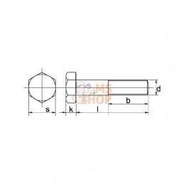 Courroie kevlar 3L x 41-4L