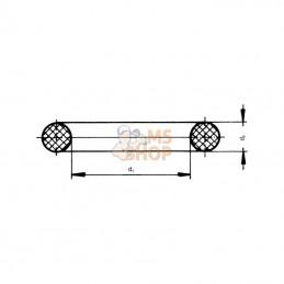Tablier trav. PVC blanc 65x95