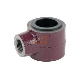 """0006701990KR; GOPART; """"Palier de doigt escamotable 16 mm p/CLAAS""""; pièce detachée"""
