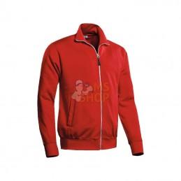 C200026RM; SANTINO; Blouson sweat-shirt Onno rge M; pièce detachée