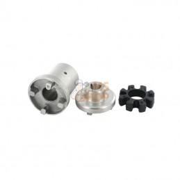 ND613; OMT; Accoupl élastique Gr 2 - 25,4; pièce detachée