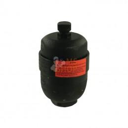 LAV050; SAIP; Accumulateur 0,5L - 210 bar; pièce detachée