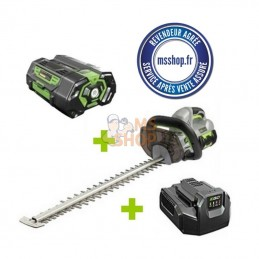 Pack taille + batterie BA1400T + changeur standard EGO POWER