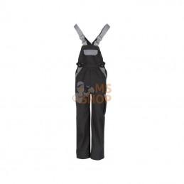 KW103230089012; KRAMP; Salopette enfant noir/gris 12A; pièce detachée