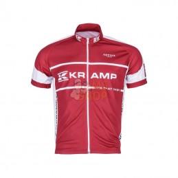KRA450600086XL; KRAMP; Maillot de cyclisme Kramp XL; pièce detachée
