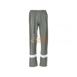 KW3182125046; KRAMP; Pantalon de pluie, vert S; pièce detachée