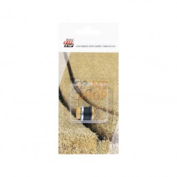 4002015; REMA TIP TOP; Bouchon orifice de valve 16mm; pièce detachée