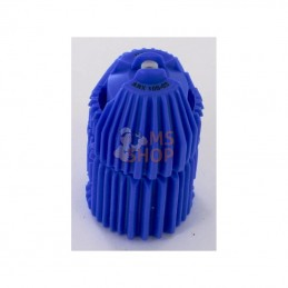 ARX10003; NOZAL; Buse à injection d'air ARX 100° 3 bleu céramique Nozal; pièce detachée