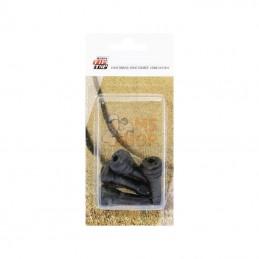 4002002NV; REMA TIP TOP; 4 valves caoutchouc TR415 16mm; pièce detachée