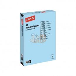 600309ST; STAPLES; Papier A4 bleu moyen 500B; pièce detachée