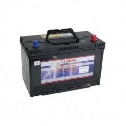 605028075KR; KRAMP; Batterie 12V 105Ah 750A Kramp; pièce detachée