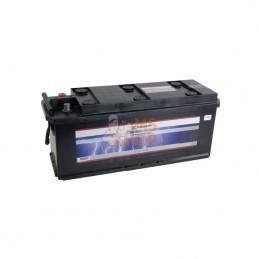 610013076KR; KRAMP; Batterie 12V 110Ah 760A Kramp; pièce detachée