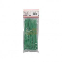 TRBL48200GREE; KRAMP; 50 serre-câbles 4,8x200mm vert,50pcs; pièce detachée