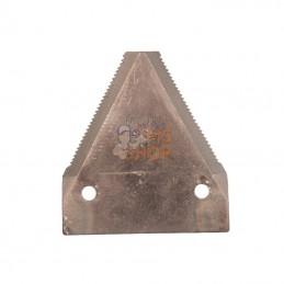"""0006113160KR; KRAMP; """"Section soufée 2,85mm p/CLAAS""""; pièce detachée"""