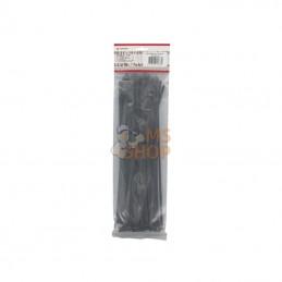 TRBL48300BLA; KRAMP; 50 serre-câbles 4,8x300mm noir,50pcs; pièce detachée