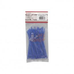 TRBL36140BLU; KRAMP; 50 serre-câbles 3,6x140mm bleu,50pcs; pièce detachée