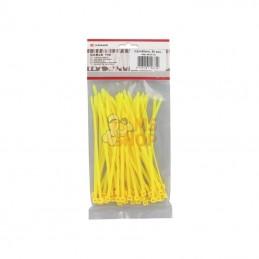 TRBL36140YEL; KRAMP; 50 serre-câbles 3,6x140mm jaune,50pcs; pièce detachée