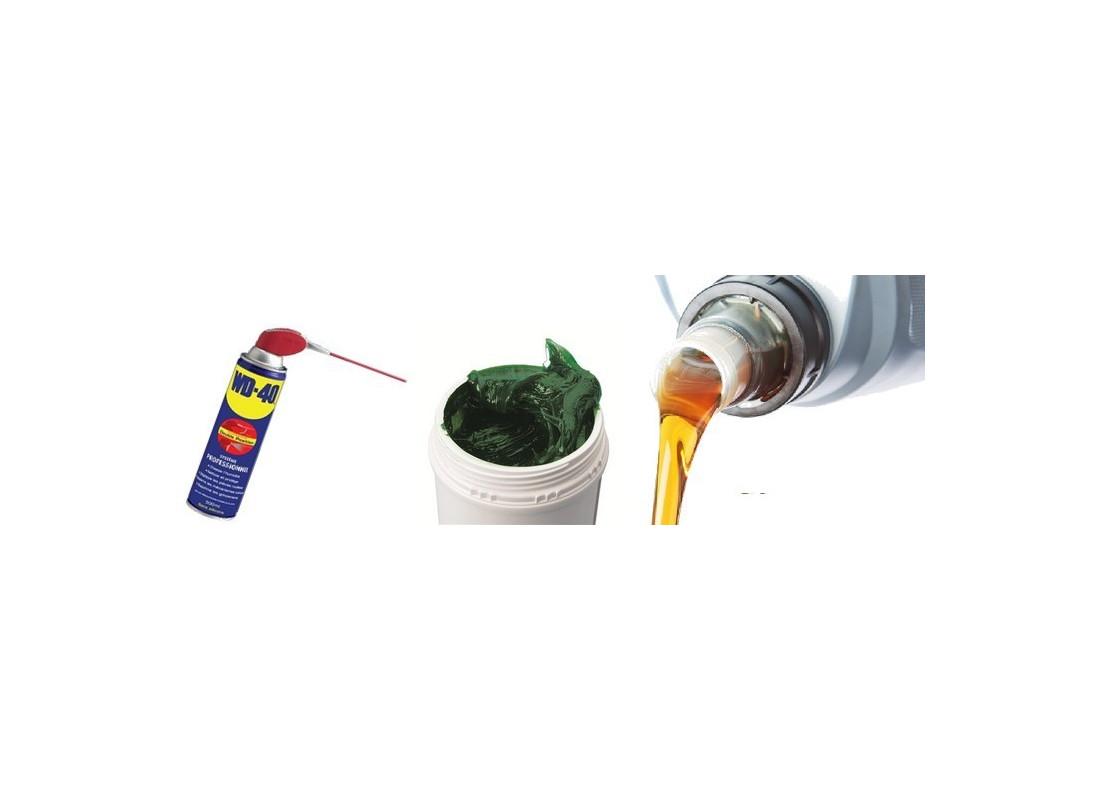 Huiles - Graisses - Dégripant - Lubrifiant  - Additifs -  MS SHOP.FR